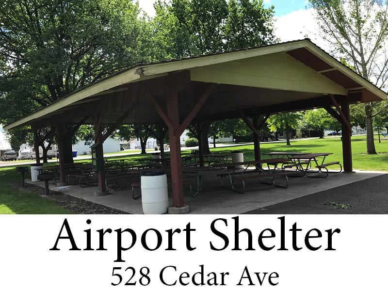 Airport Shelter Picture