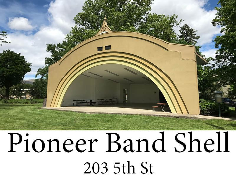 Pioneer Bandshell Picture