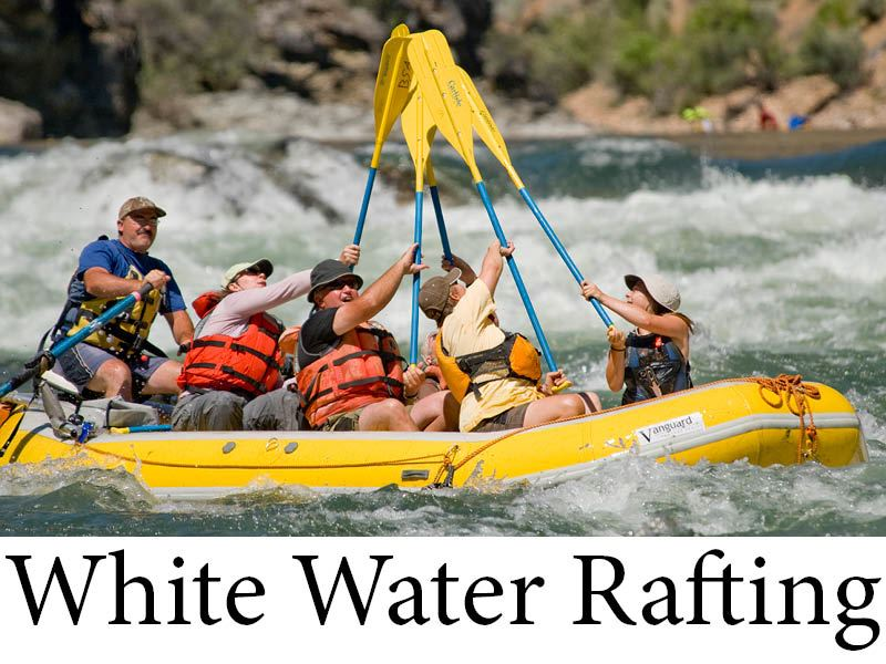 White Water Rafting Picture