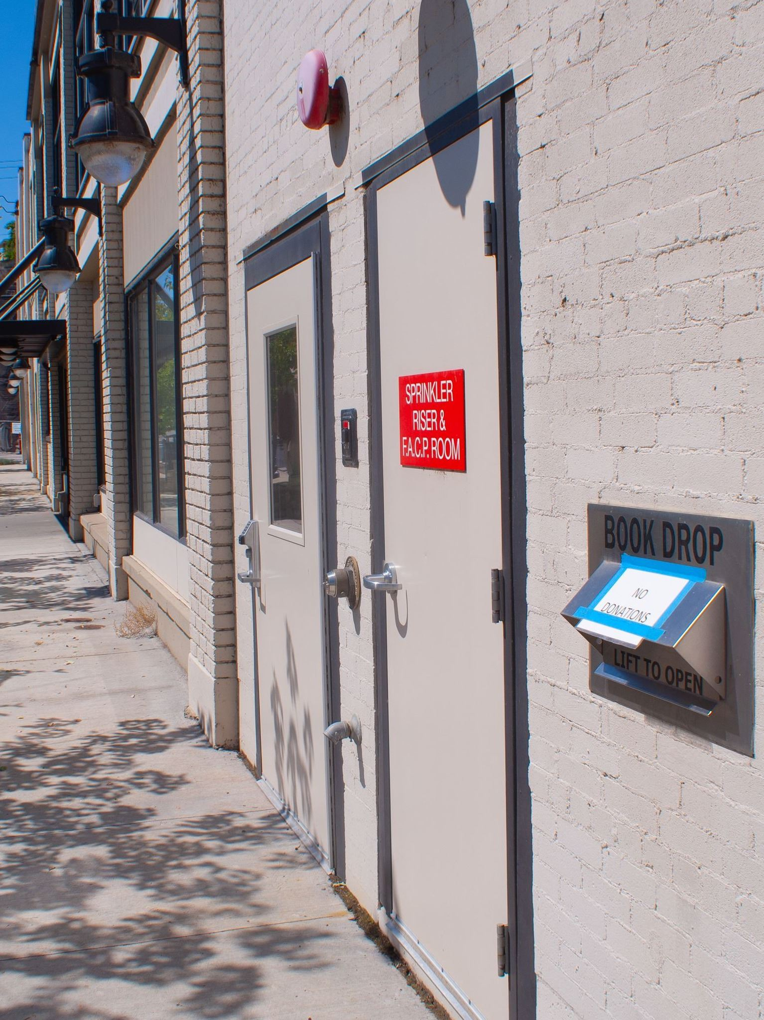 5th Street Book Drop