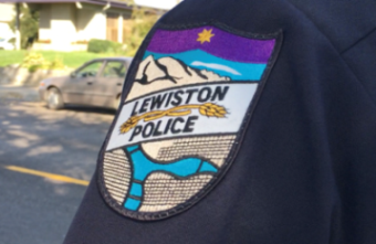 Lewiston Police Patch